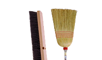Floor Brushes, Handles and Industrial Brooms