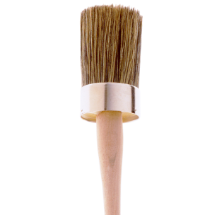170 Traditional Large Round Glue Brushes