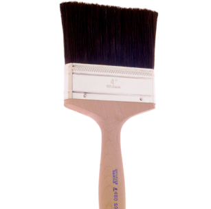 840 Best Quality Synthetic Wall Brush