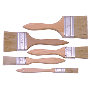 67 Best Domestic Grade White Bristle Paint or Chip Brushes