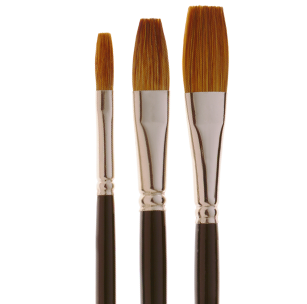 2176 Fine Select Red Sable Stroke Brush