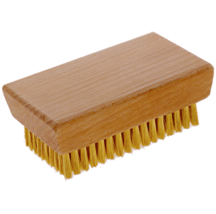 916 Halftone Brush in Horsehair, Nylon, Brass, or Stainless