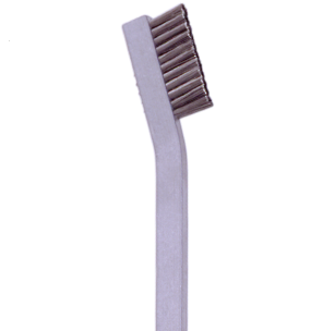 913 Conductive Aluminum Handle Single Row Scratch Brush