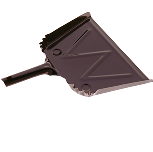 43/45 Metal or Plastic Dustpans
