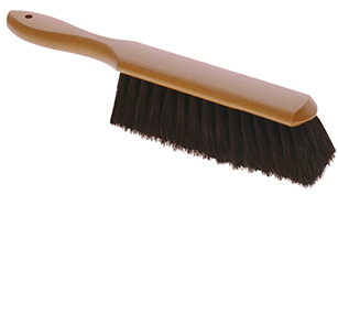 40 Pure Horsehair Duster Brush