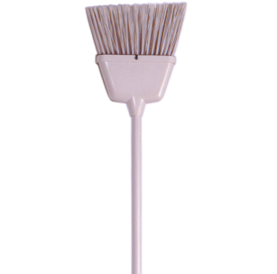 14 Light Plastic Fiber Broom
