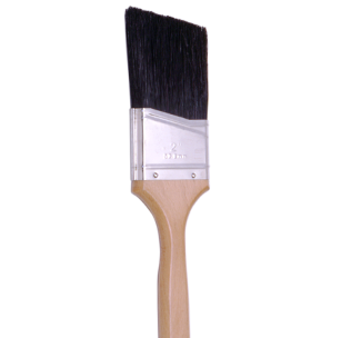 557 Angular Flat Sash Brush