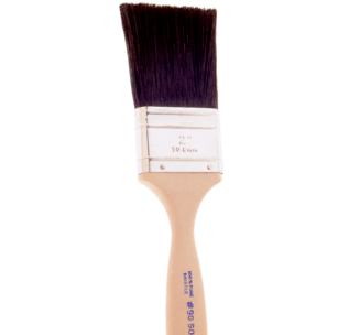 90 Finer Quality, Black Bristle Paint Brush