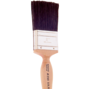 390 Professional Grade Paint/Varnish Brush