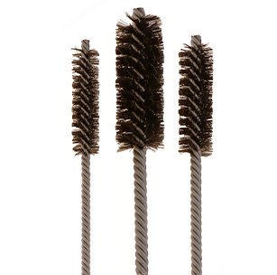 1600 Power Driven Carbon or Stainless Steel Tube Brushes
