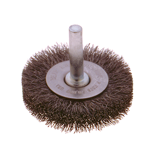 2600 Radial End Wire Brush